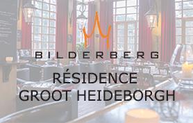 Hotel Résidence Groot Heideborgh