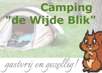 "Camping ""de Wijde Blik"""