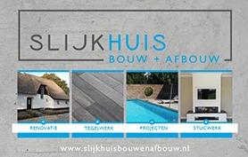 Slijkhuis Bouw + Afbouw